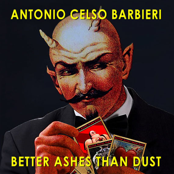 better ashes than dust front cover